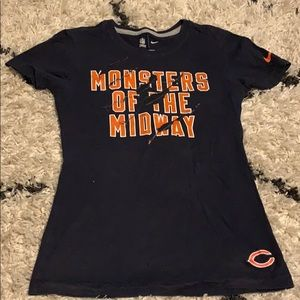 NFL Tops - Chicago Bears T-shirt